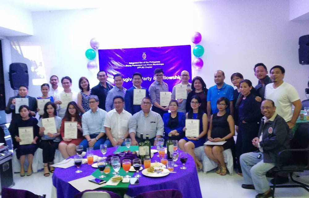 Thanksgiving Party and Fellowship