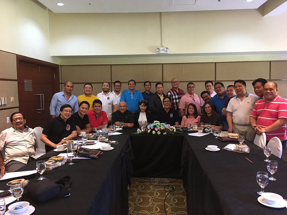 IBP Southern Luzon Region Meeting