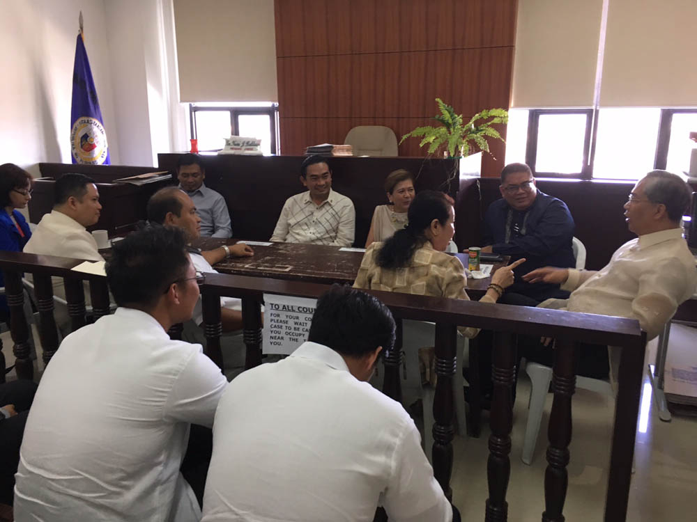 IBP-PPLM Courtesy Call