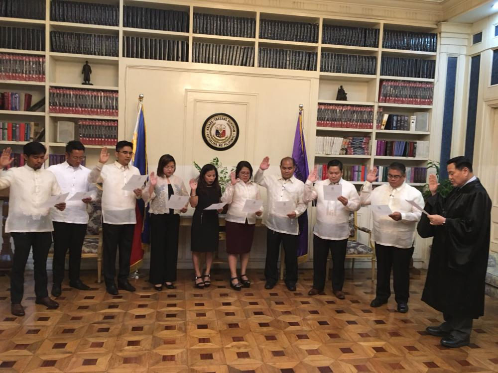 IBP-PPLM Board of Directors Oath-taking