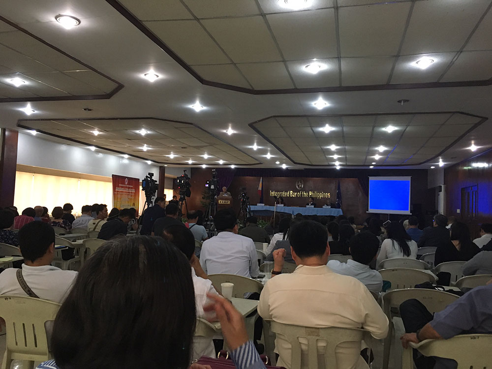 IBP Impeachment Forum