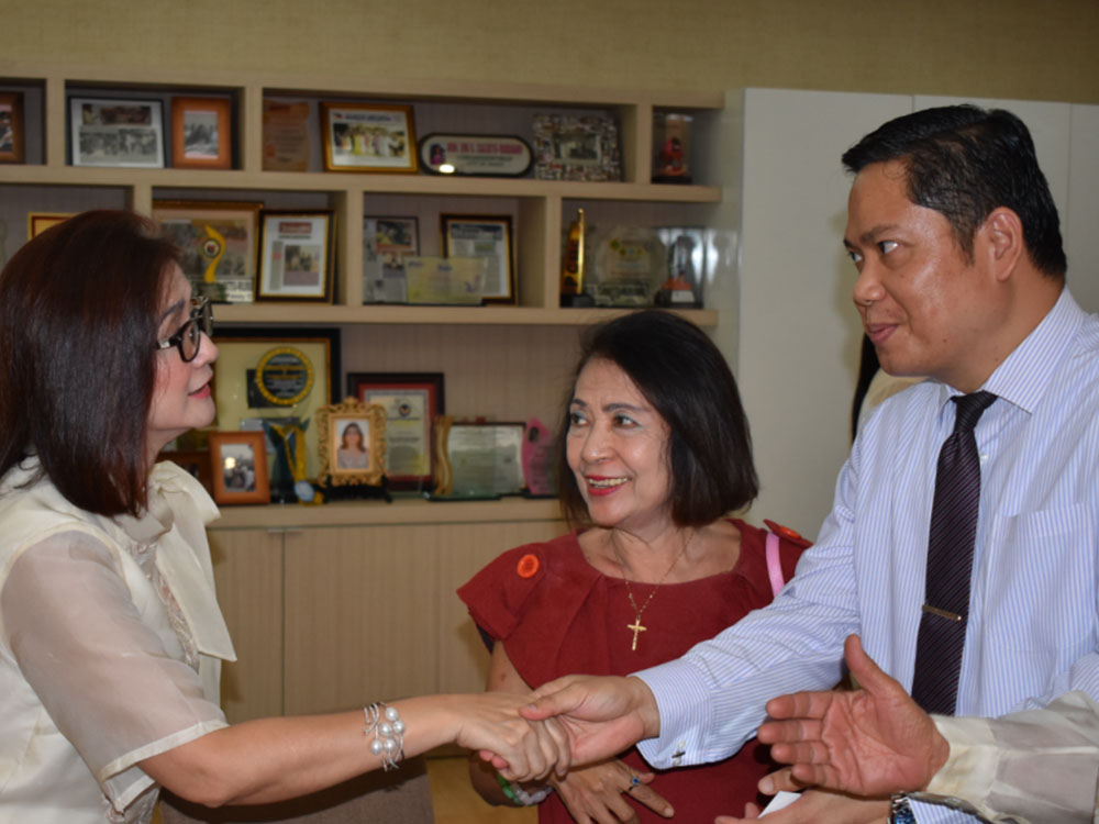 Courtesy Call